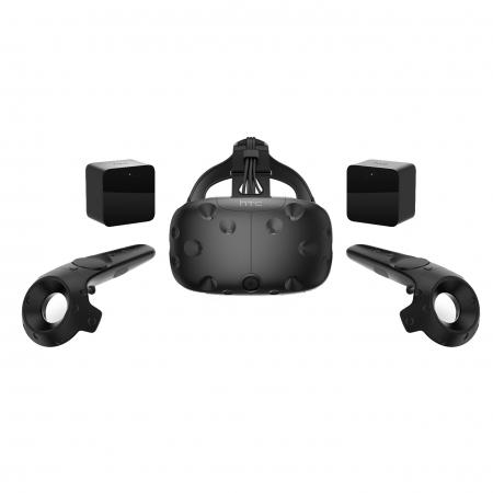 HTC Vive - ochelari realitate virtuala