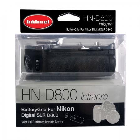 Grip-ul Hahnel HN-D800 - extindeți autonomia aparatului vostru Nikon D800, D800E sau D810 Hahnel--HN-D800-grip-pentru-Nikon-D800-30704-2