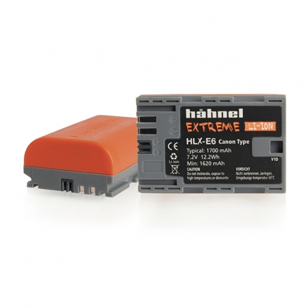 Hahnel HLX-E6 - acumulator replace tip Canon LP-E6, 1700mAh