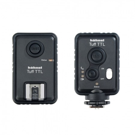 Hahnel Tuff TTL kit - Wireless TTL Flash Trigger for Canon - RS1050327