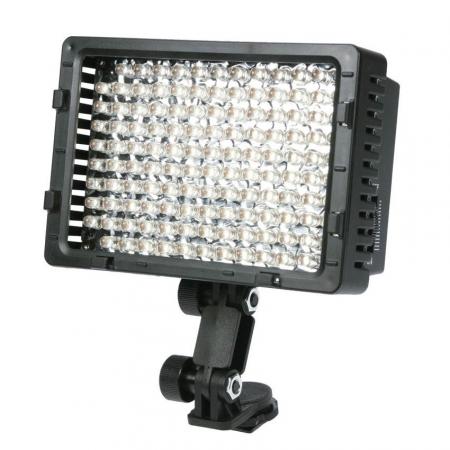 Hakutaz VL-126 - lampa video de camera cu 126 LED-uri