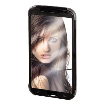 """Hama Booklet """"Mirror"""" - husa de protectie Samsung Galaxy S5 - negru"""