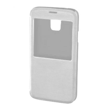 """Hama Booklet """"Window"""" - husa de protectie Samsung Galaxy S5 - alb"""