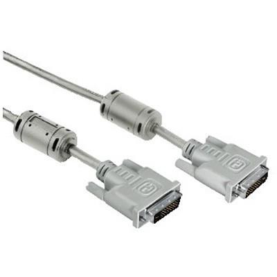 Hama DVI-DVI Dual Link  Dvi dual link 1.8m