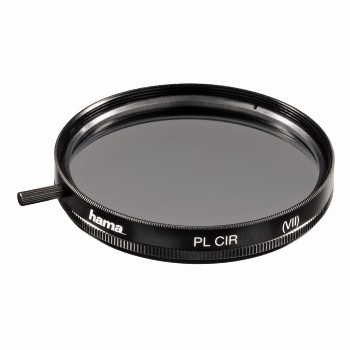 Hama - filtru polarizare circulara tratament AR - 58mm