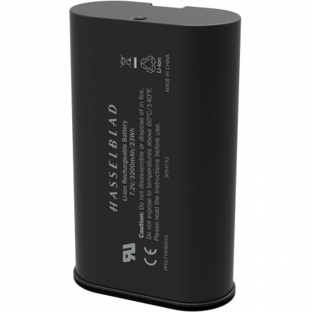 Hasselblad X rechargeable Battery 3200 mAh