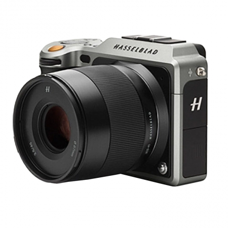 Hasselblad X1D-50c 45mm F3.5  Medium-format mirrorless