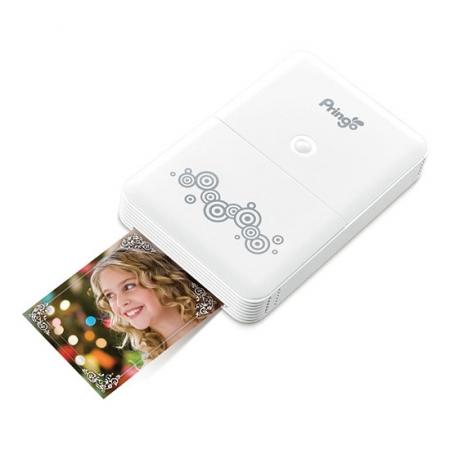 HiTi PRINGO P231 alb - imprimanta foto portabila