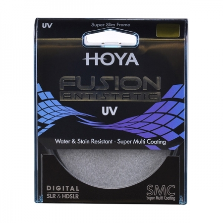 Hoya FUSION Antistatic - filtru UV 62mm