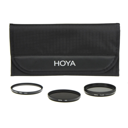 Hoya Filtre Set 58mm DIGITAL FILTER KIT 2
