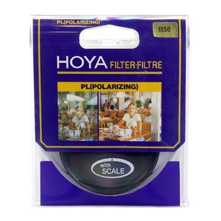 Hoya Filtru Linear Polarizer 72mm RS101098
