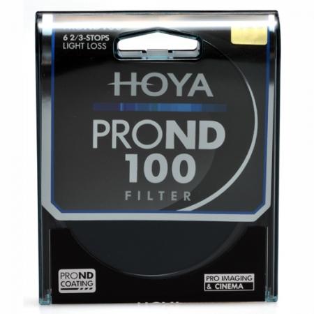 Hoya Filtru PRO ND100 82mm