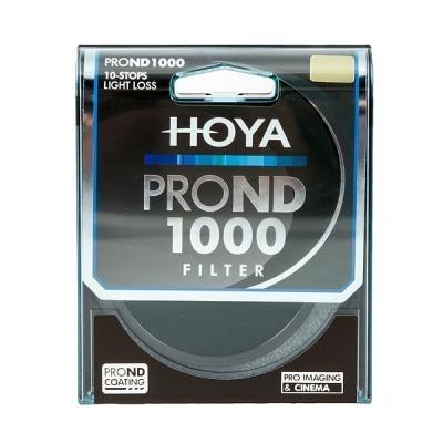 Hoya Filtru PRO ND1000 49mm