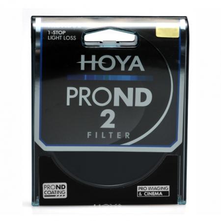 Hoya Filtru PRO ND2 67mm