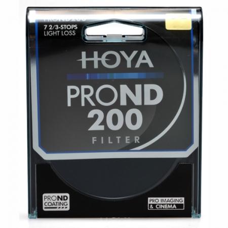 Hoya Filtru PRO ND200 82mm