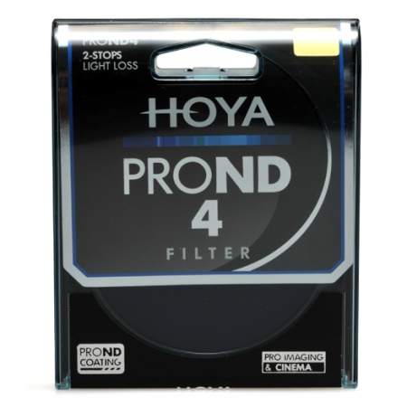 Hoya Filtru PRO ND4 82mm