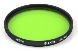 Hoya Filtru Yellow-Green X0 55mm HMC - RS102104