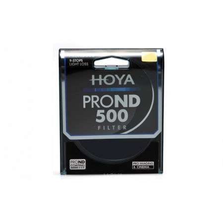 Hoya PRO ND500 77mm - filtru neutral