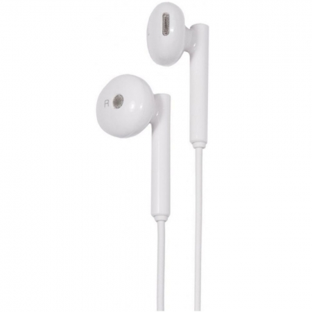 Huawei AM115 - Casti audio, Stereo, Alb
