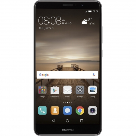 Huawei Mate 9 - 5.9'', Dual Sim, Octa-Core, 64GB, 4GB RAM, 4G - Gri