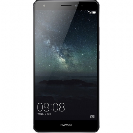 Huawei Mate S - 5.5'', Single SIM, Octa-Core, 3GB RAM, 32GB, 4G - Grey