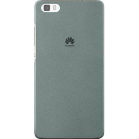 Huawei P8 Lite - Capac protectie spate,  Gri Inchis