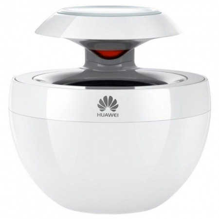 Huawei Swan - Boxa portabila, Bluetooth 4.0, Microfon integrat, Sunet surround, Alb