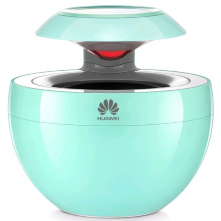 Huawei Swan - Boxa portabila, Bluetooth 4.0, Microfon integrat, Sunet surround, Verde
