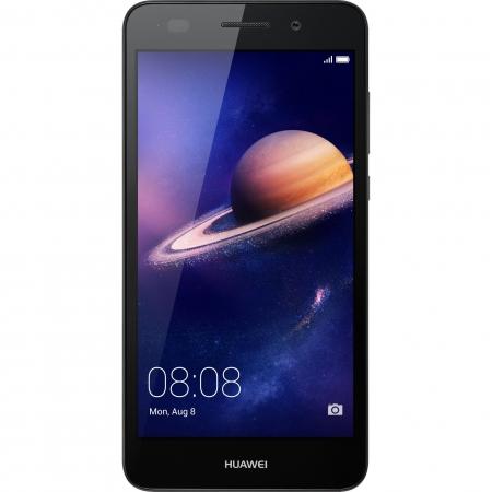 Huawei Y6II - 5.5'', Dual Sim, Octa Core, 2GB RAM, 16GB, 4G - Negru