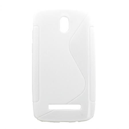 Husa Poliuretan HTC Desire 500 Transparent