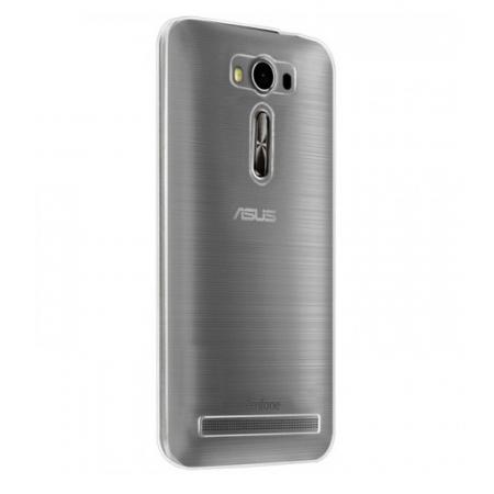 Husa de protectie Slim TPU pentru Asus Zenfone 2 Laser ZE601KL, Transparenta