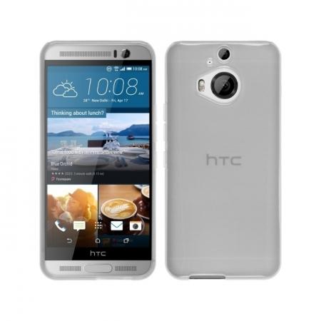Husa de protectie Slim TPU pentru HTC M9 Plus, Transparenta