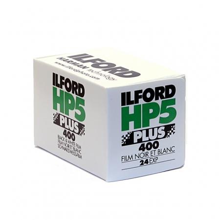Ilford HP5 PLUS - film alb-negru negativ ingust (ISO 400, 135/24)