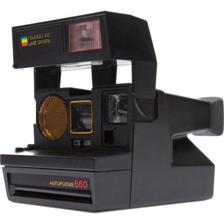 Impossible Polaroid 600 - Sun 660 AF