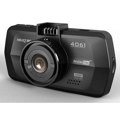 In-Car Cam Next Base 4061 - camera DVR cu G Senzor 3 axe, LCD Color 2.7