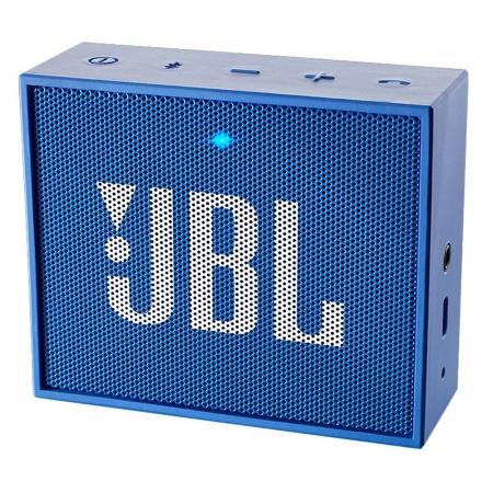 JBL Go - boxa portabila wireless albastru