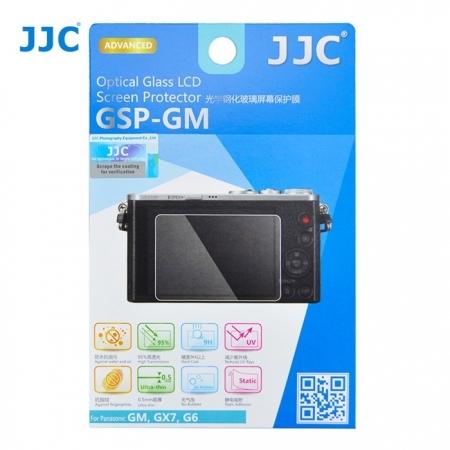 JJC - Folie protectie LCD din sticla optica pentru Panasonic GM, GX7, G6
