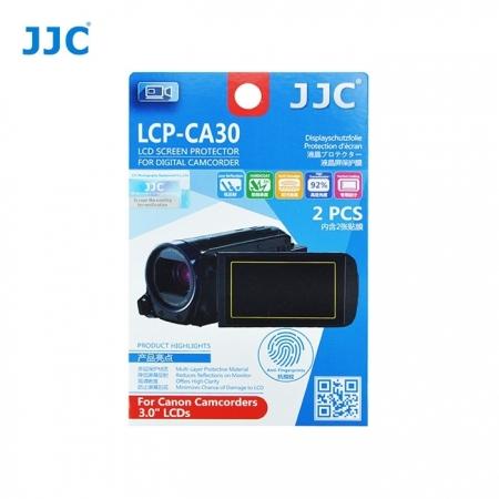 JJC - Folie protectie LCD pentru Camere Video Canon, 3.0