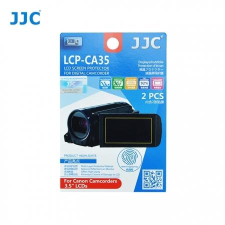 JJC - Folie protectie LCD pentru Camere Video Canon, 3.5