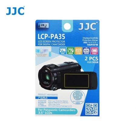 JJC - Folie protectie LCD pentru Camere Video Panasonic, 3.5