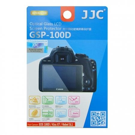JJC Folie protectie ecran sticla optica pentru CANON EOS 100D