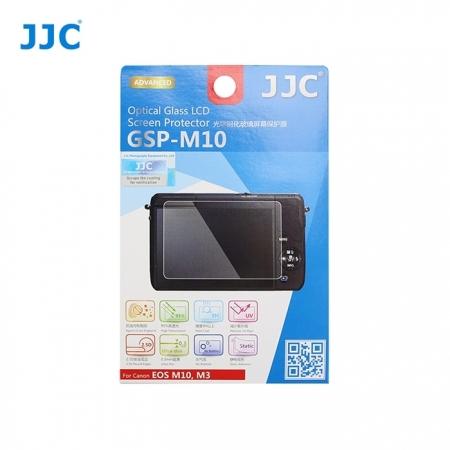 JJC Folie protectie ecran sticla optica pentru Canon EOS M10/M3