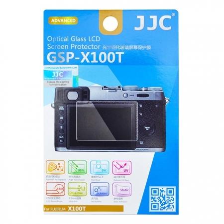 JJC Folie protectie ecran sticla optica pentru FujiFilm X100T