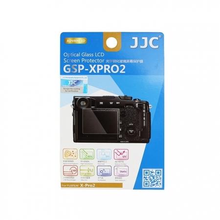 JJC Folie protectie ecran sticla optica pentru Fujifilm X-Pro2