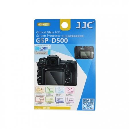 JJC Folie protectie ecran sticla optica pentru Nikon D500