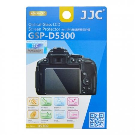 JJC Folie protectie ecran sticla optica pentru Nikon D5300