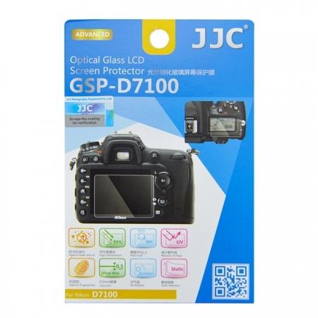 JJC Folie protectie ecran sticla optica pentru Nikon D710/D7200