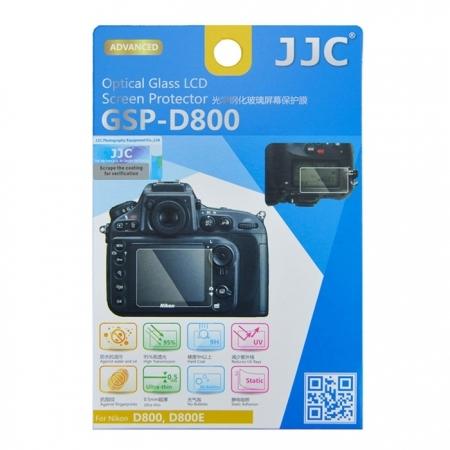 JJC Folie protectie ecran sticla optica pentru Nikon D800/D800E