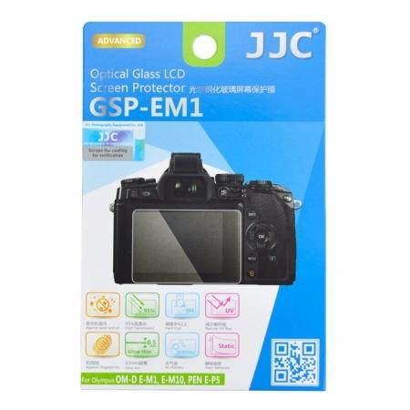 JJC Folie protectie ecran sticla optica pentru Olympus E-M1