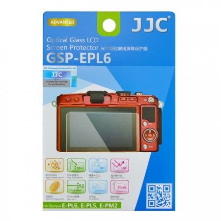 JJC Folie protectie ecran sticla optica pentru Olympus E-PL6,E-PL5,E-PM2